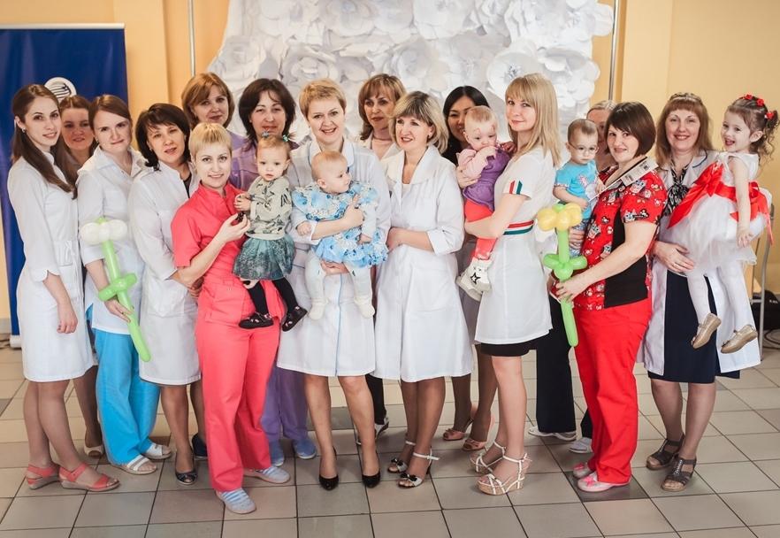 День недоношенного ребенка в КККЦОМД