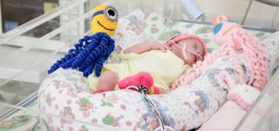 265 детей родилось за февраль в Краевом центре охраны материнства и детства