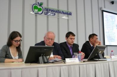 В красноярском краевом перинатальном центре состоялась международная конференция акушеров-гинекологов.