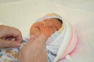 В Красноярском Перинатальном центре мать-героиня родила девятого ребёнка
