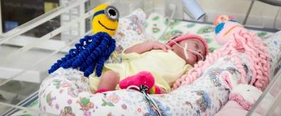 13 двоен родилось за май в Краевом центре охраны материнства и детства