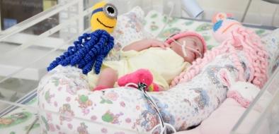 378 детей родилось в Краевом центре охраны материнства и детства за октябрь
