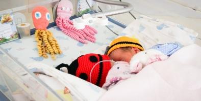 282 малыша родились в краевом перинатальном центре за апрель