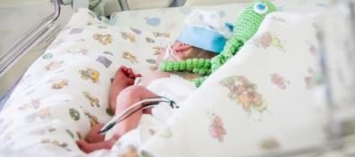 За первый месяц нового года в Краевом центре охраны материнства и детства  родилось 266 детей