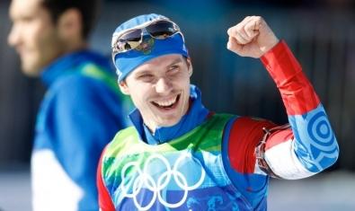 В семье Олимпийского чемпиона красноярского биатлониста  Евгения Устюгова пополнение!
