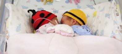 За время новогодних праздников в Красноярском краевом центре охраны материнства и детства родились 90 малышей