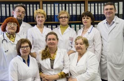 Сведения о сотрудниках кафедры Педиатрии Института последипломного образования (ИПО) КрасГМУ