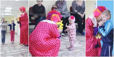 В Краевом центре реабилитации устроили праздник для маленьких пациентов