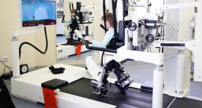 Министр здравоохранения края совершил клинический обход центра реабилитации детей-инвалидов