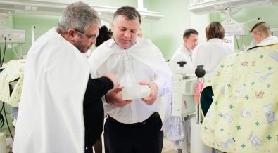 Главный неонатолог Минздрава России посетил Краевой центр охраны материнства и детства