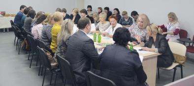 В Краевом центре реабилитации состоялся круглый стол по решению вопросов реабилитации детей-инвалидов