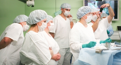 Мастер-классы немецкого специалиста врача гинеколога клиники «GTK-Krefeld  Александра Худякова