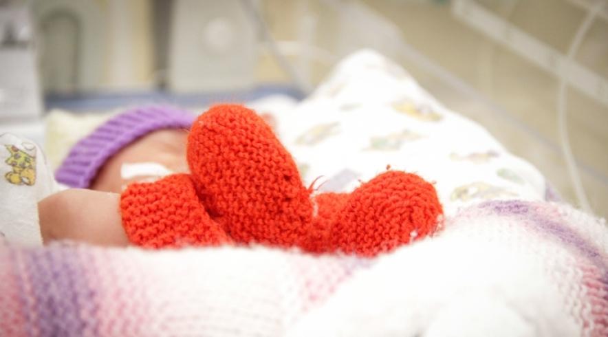 312 малышей родилось в августе в Краевом перинатальном центре