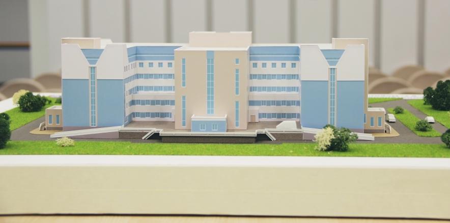 В центре охраны материнства и детства  обсудили строительство перинатального центра в г. Норильске