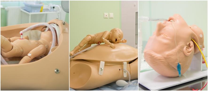 Специалисты учебно-симмуляционного центра проучили 115 медицинских работников Красноярского края в 2016 году