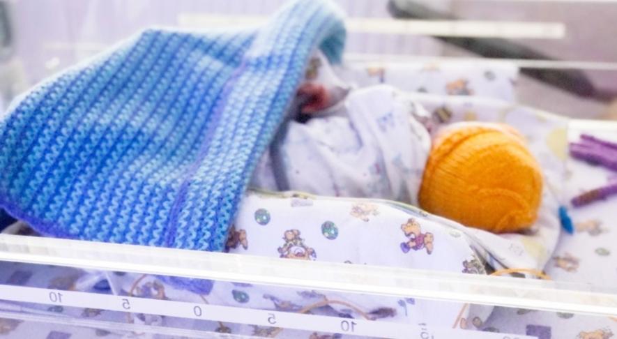 За первые 10 дней нового года в краевом центре охраны материнства и детства родилось 62 малыша