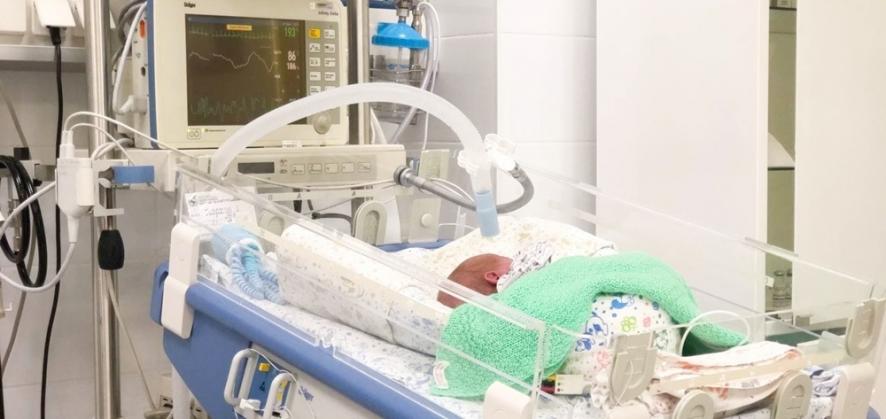 За апрель в краевом центре охраны материнства и детства родилось 14 двоен и 2 тройни