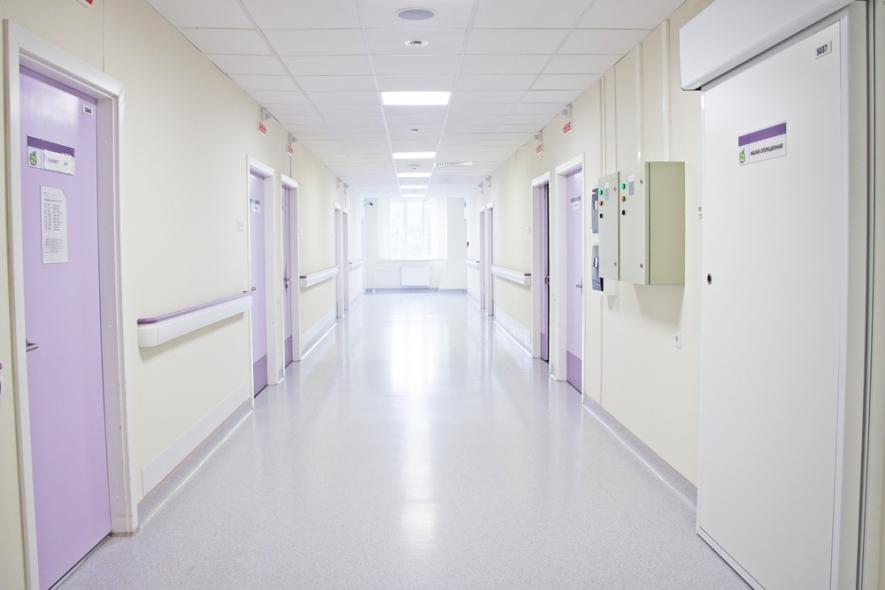 Акушерское отделение патологии №2 (малых сроков беременности)