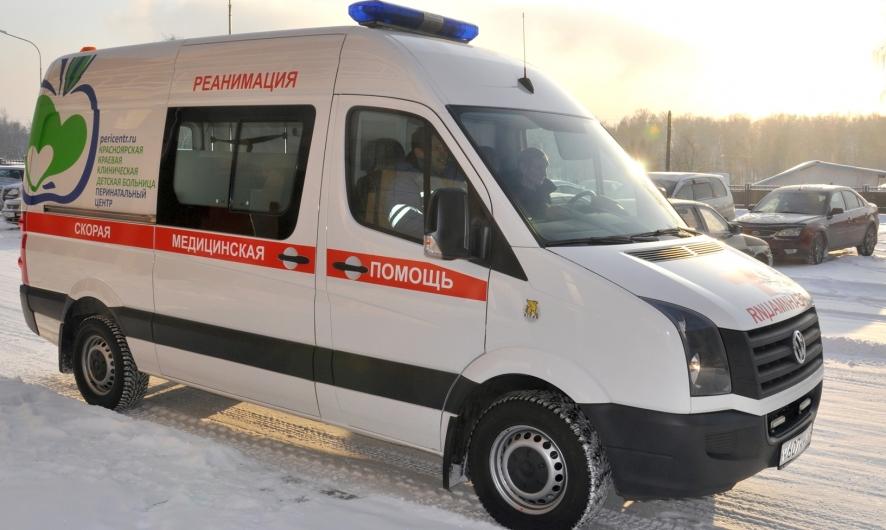 Специалисты Краевого центра охраны материнства и детства успешно провели сложную операцию новорожденному в г.Назарово