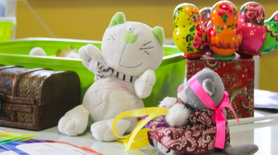 В Краевом центре охраны материнства и детства провели мероприятие, посвященное дню недоношенного ребенка