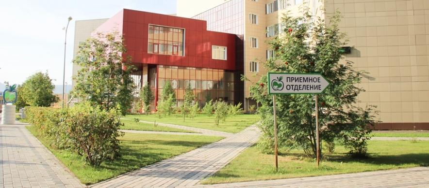 «Самая благоустроенная территория учреждения социальной сферы» среди учреждений октябрьского района!