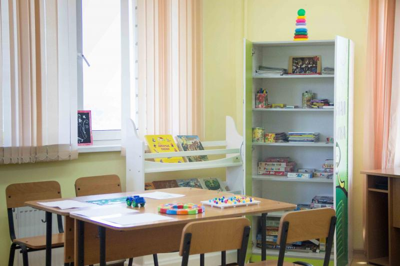 города Красноярска и детей